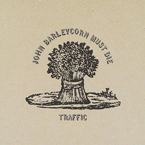 TRAFFIC - JOHN BARLEYCORN MUST DIE LP