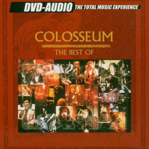 COLOSSEUM - THE BEST OF DVD AUDIO