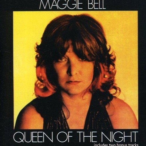 MAGGIE BELL -QUEEN OF THE LIGHT CD