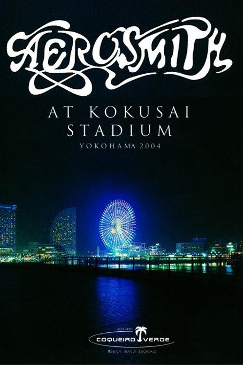 AEROSMITH - AT KOKUSAI STADIUM DVD