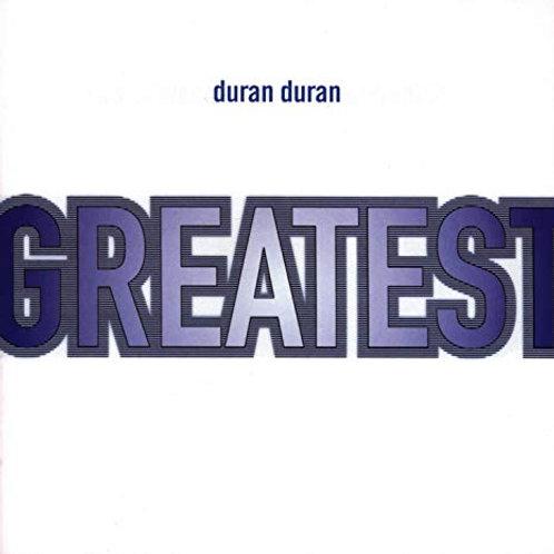 DURAN DURAN - GREATEST HITS CD