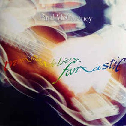 PAUL MCCARTNEY - TRIPPING THE LIVE FANTASTIC LP