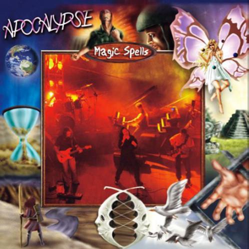 APOCALYPSE - MAGIC SPELLS CD