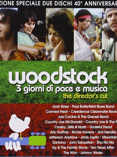 WOODSTOCK - 3 DIAS DE PAZ, AMOR E MUSICA PT.2 DVD