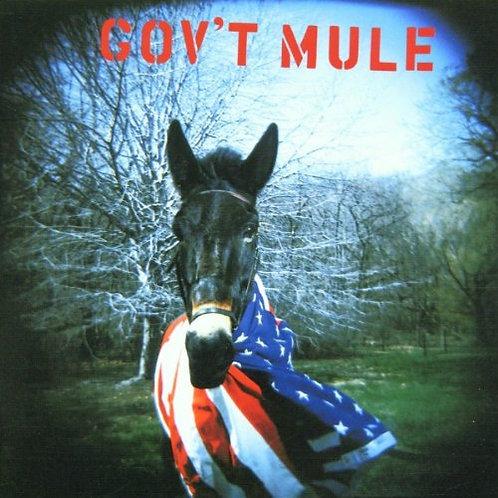 GOV´T MULE - GOV´T MULE DUPLO LP