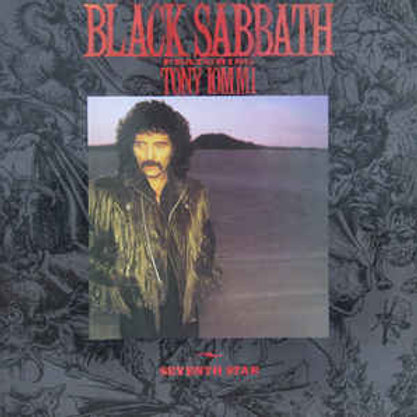 BLACK SABBATH - FEAT. TONY IOMMI SEVENTH STAR CD