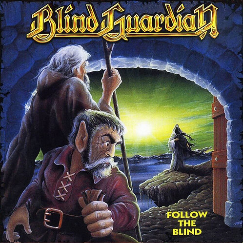 BLIND GUARDIAN - FOLLOW THE BLIND CD