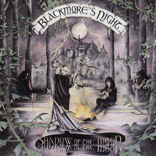 BLACKMORE´S NIGHT - SHADOW OF THE MOON CD
