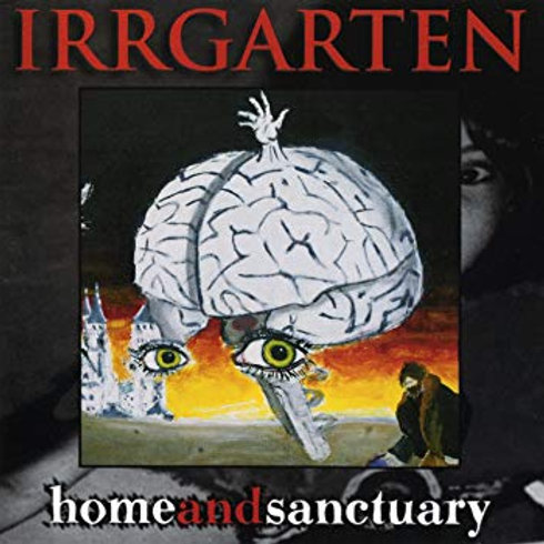 DEDALES IRRGARTEN - HOME AND SANCTUARY CD