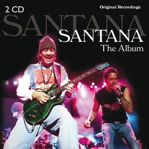 SANTANA - THE ALBUM DUPLO CD