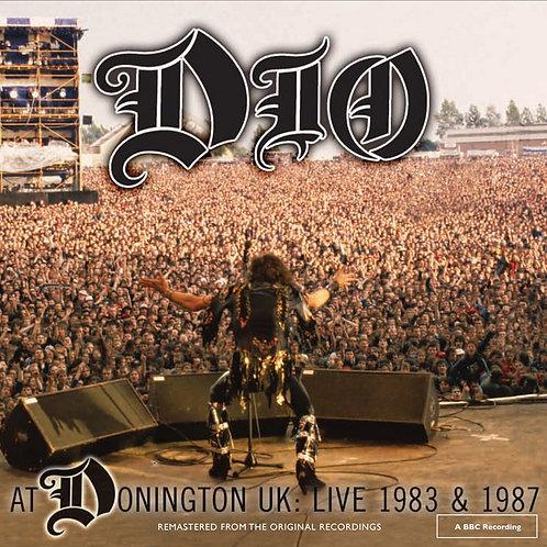 DIO - AT DONINGTON: LIVE 1983 & 1987 DUPLO CD DIGIPACK