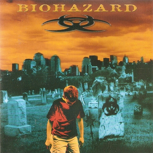 BIOHAZARD - MEANS TO AN END CD
