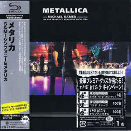 METALLICA - S&M DUPLO DIGIPACK CD