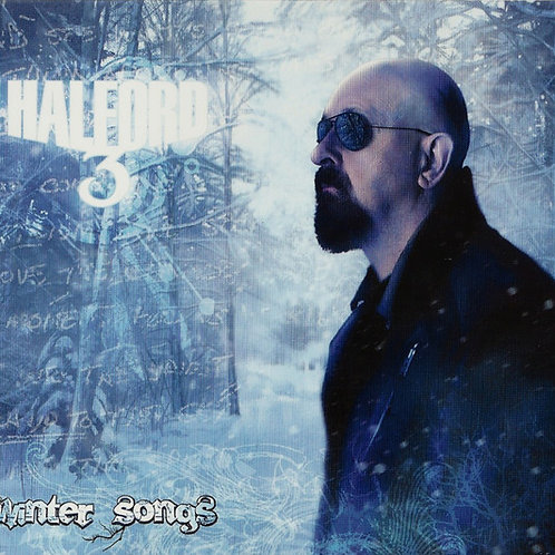 HALFORD - WINTER SONGS CD