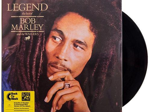 BOB MARLEY AND THE WAILERS LP