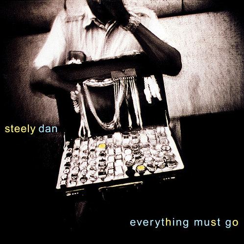 STEELY DAN - EVERYTHING MUST GO DVD AUDIO