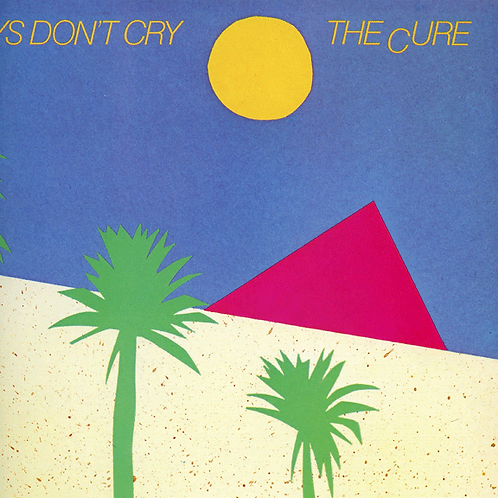THE CURE - BOYS DON´T CRY CD