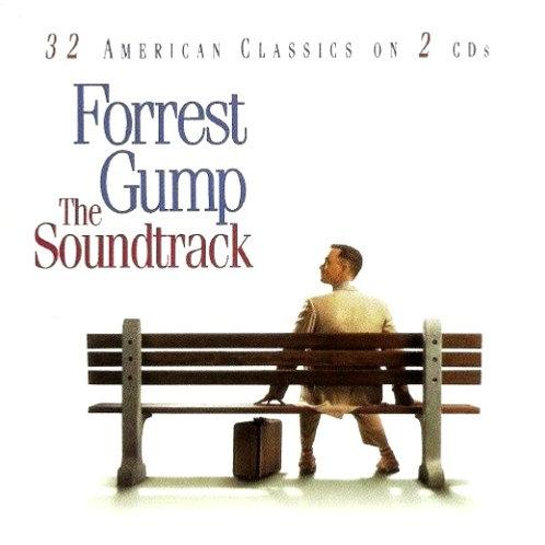 FORREST GUMP - THE SOUNDTRACK DUPLO CD BOX ACRÍLICO