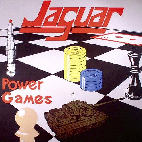 JAGUAR - POWER GAMES CD