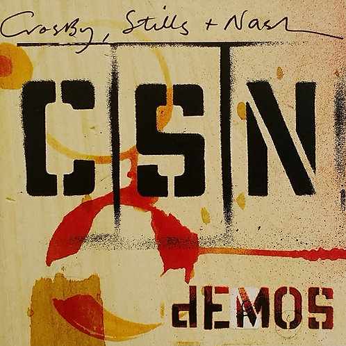 CROSBY, STILLS & NASH - DEMOS DIGIPACK CD