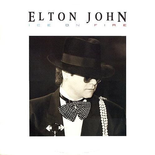 ELTON JOHN - ICE ON FIRE LP