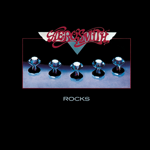 AEROSMITH - ROCKS CD