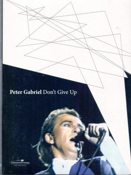 PETER GABRIEL - DON´T GIVE UP DVD
