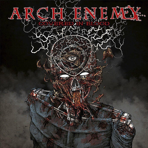 ARCH ENEMY - COVERED IN BLOOD CD
