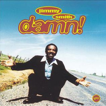 JIMMY SMITH - DAMN! CD