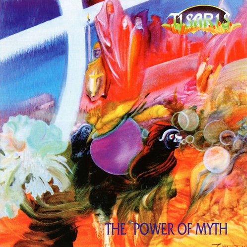 TISARIS - THE POWER OF MYTH CD