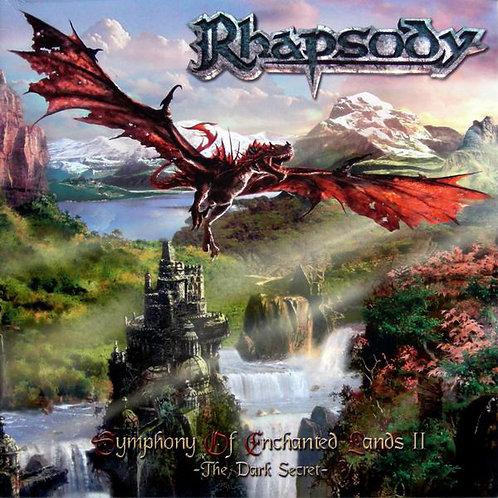 RHAPSODY - SYMPHONY OF ENCHANTED ENDS II CD