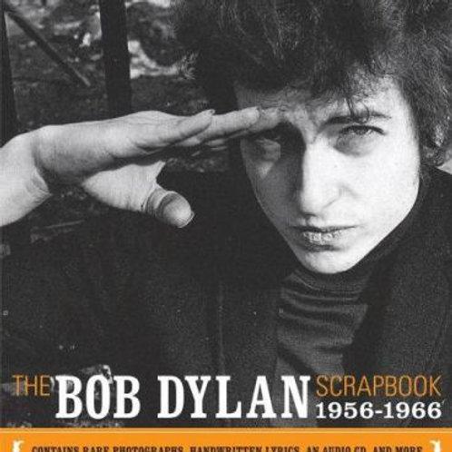 THE BOB DYLAN - SCRAPBOOK 1956-1966 LP BOX COM CD