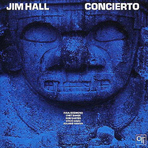 JIM HALL - CONCIERTO CD