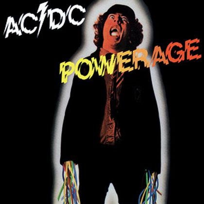 AC/DC - POWERAGE CD
