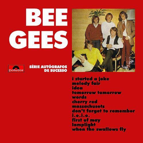 BEE GEES - SÉRIE AUTÓGRAFOS DE SUCESSO LP