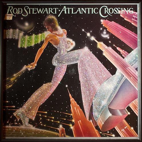 ROD STEWART - ATLANTIC CROSSING LP