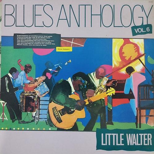 BLUES ANTHOLOGY VOL.6 - LITTLE WATER LP