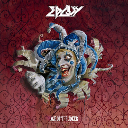 EDGUY - AGE OF THE POWER CD