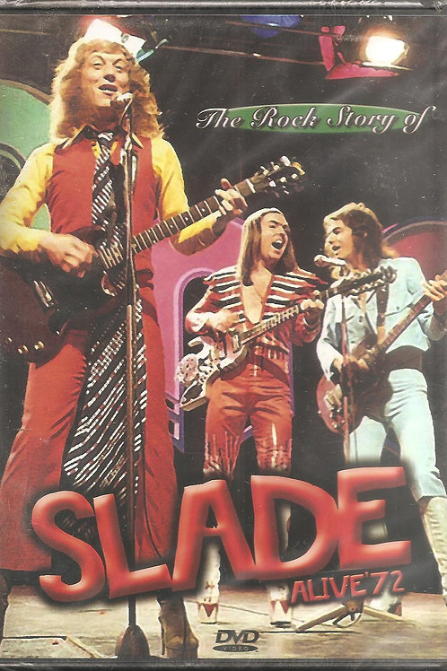 SLADE - ALIVE 72 DVD