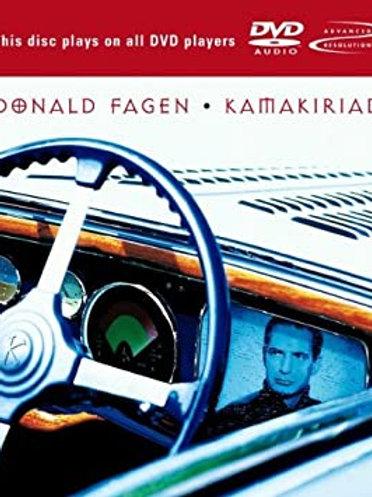 DONALD FAGEN - KAMAKIRIAD DVD AUDIO
