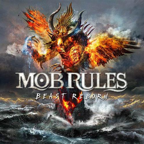 MOB RULES - BEAST REBORN CD