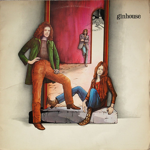 GINHOUSE - CD
