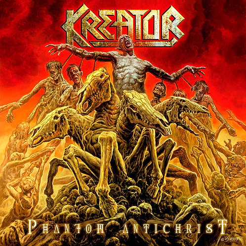 KREATOR - PHANTOM ANTICHRIST CD
