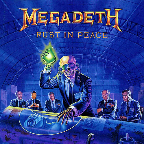 MEGADETH - RUST IN PEACE REMASTER BONUS CD