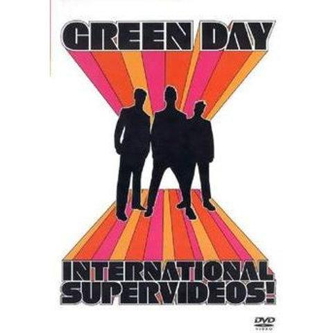 GREEN DAY - SUPERVIDEOS DVD