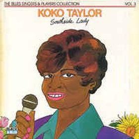 KOKO TAYLOR - SOUTHSIDE LADY LP