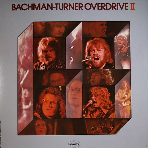 BACHMAN TURNER OVERDRIVE II LP
