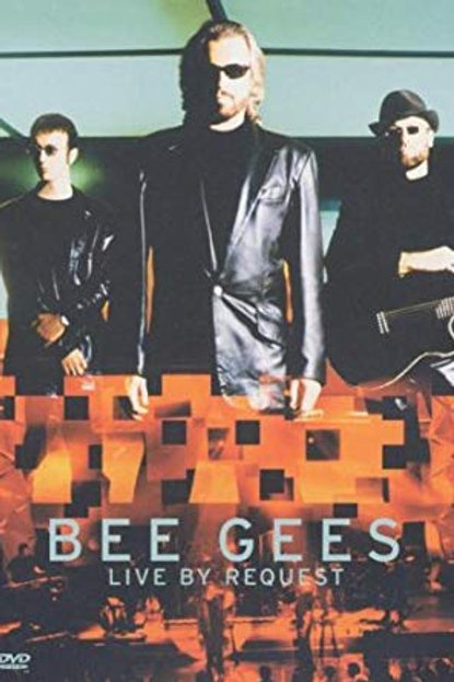 BEE GEES - LIVE BY REQUEST DVD