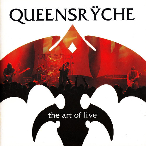 QUEENSRYCHE - THE ART OF LIFE CD