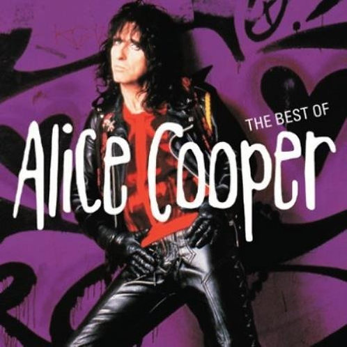 ALICE COOPER - THE BEST CD